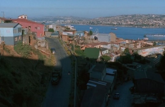 Valparaiso, Chile, The Motorcycle Diaries 2004