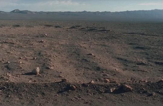 Atacama Desert, Chile, The Motorcycle Diaries 2004