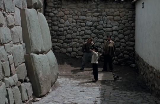 Inca Stones Cuzco Peru The Motorcycle Diaries 2004