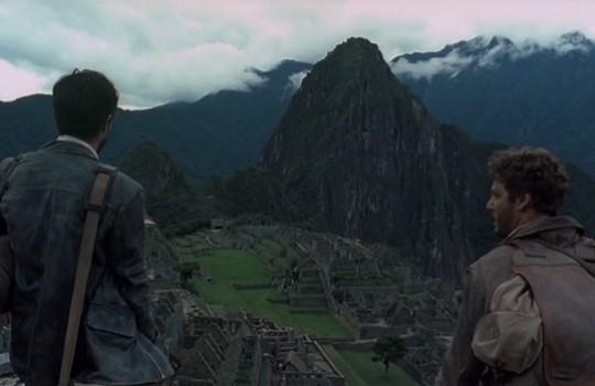 Machu Picchu, Peru, The Motorcycle Diaries (2004)