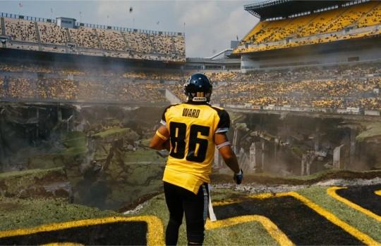 Gotham Rogues Stadium, Pittsburgh, The Dark Knight Rises filming locations