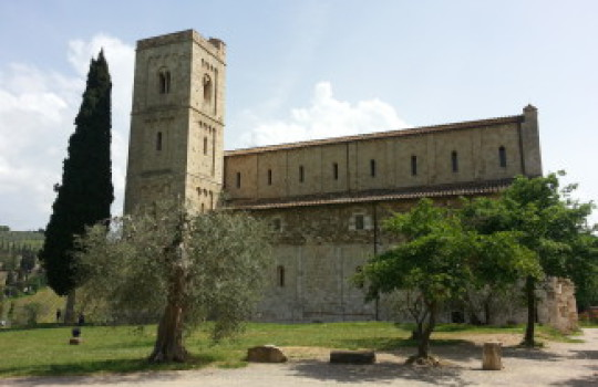 Abbazia of Sant'Antimo