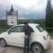 Fiat 500cc Tuscany road trip