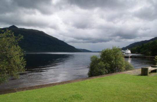 Loch Lomond, Highlands, Scotland weekend road trip