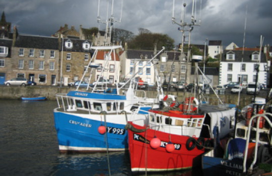 Fishing villages in Scotland