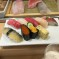 Sushis from Sushisay Tsukiji Market Tokyo Japan