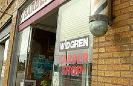 Widgren's Barber Shop, Gran Torino