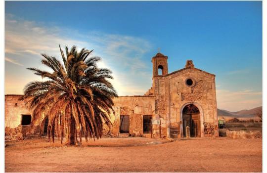 El Cortijo del Fraile, Almería, Spain Exodus Movie Locations | LegendaryTrips