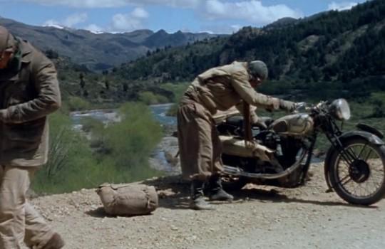 Lago Nahuel, Huapi, Villa la Angostura, Lake District, Argentina, The Motorcycle Diaries (2004)
