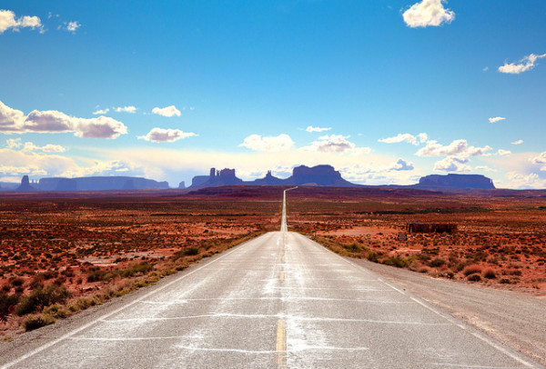 Road - Arizona, USA