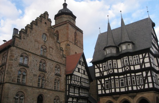 Alsfeld Germany Fairy Tale Road LegendaryTrips
