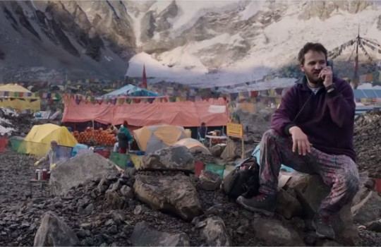 Everest Base Camp filming locations 2015