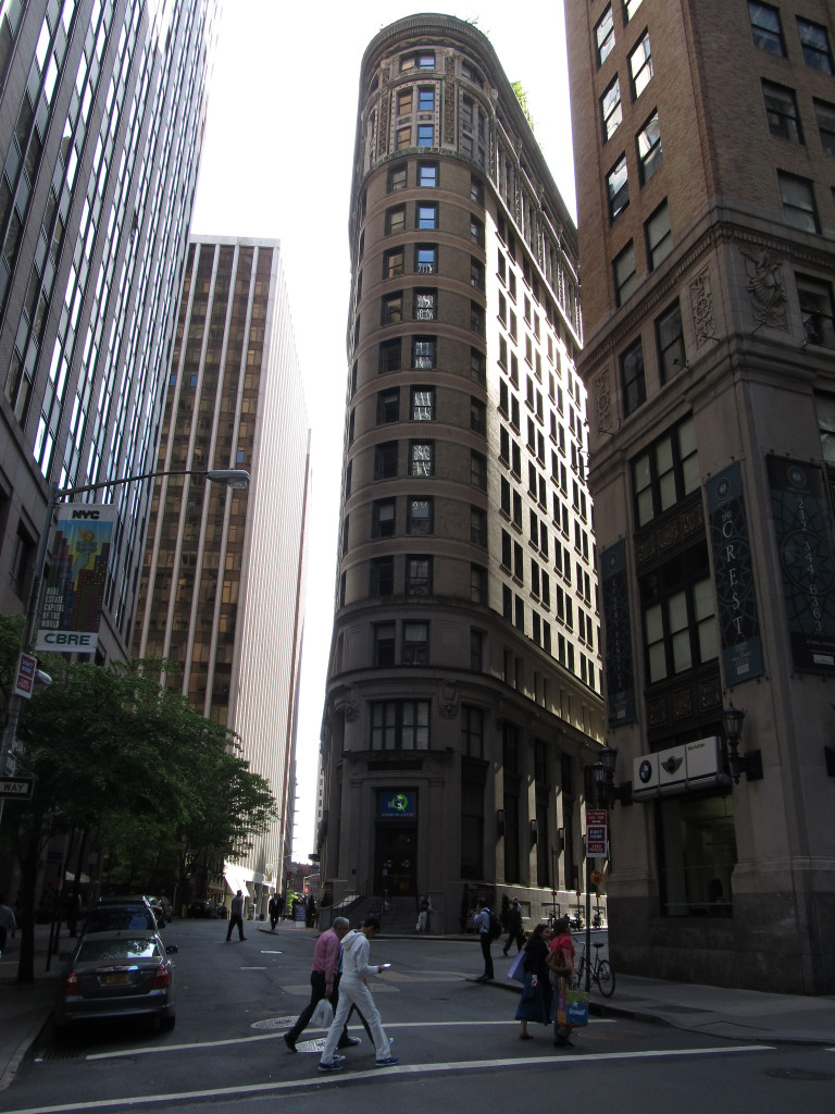 Beaver Building, 1 Wall Street Court, Manhattan, New York City, John Wick filming locations LegendaryTrips