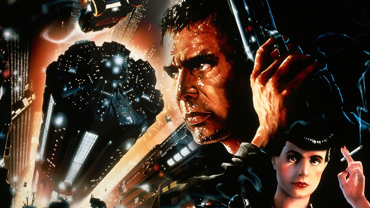 Visit retro-futuristic Los Angeles with Blade Runner