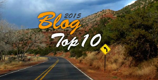 Top 10 Blog Post 2015