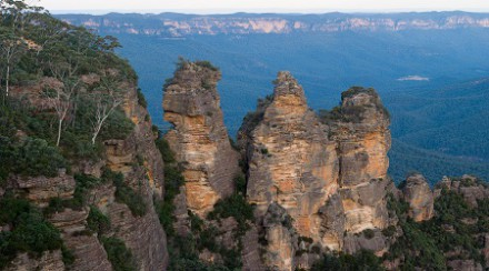 Blue Mountains, Three Sisters, Australia