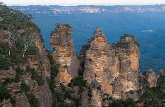 Blue Mountains, Three Sisters, Australia