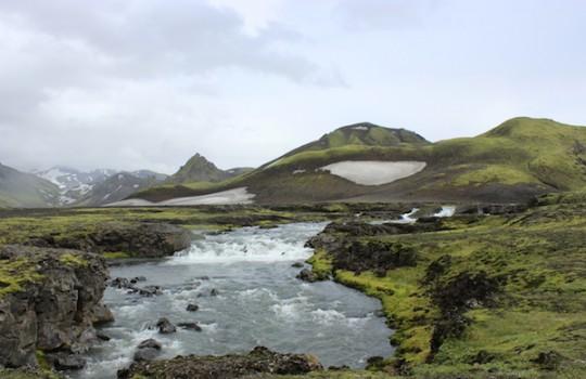 Botnar-Alftavatn, Iceland, Landmannalaugar Trek