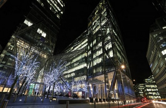 Broadgate Tower, London, United Kingdom | Skyfall filming locations LegendaryTrips