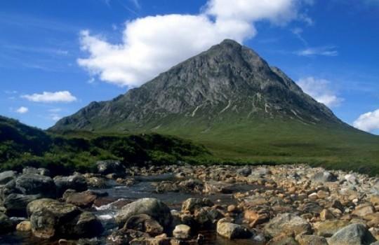 Buachaille Etive Mor, Glencoe, Highlands, Scotland, United-Kingdom | Skyfall filming locations LegendaryTrips