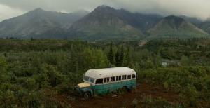 Bus 142, 'Magic Bus', Alaska