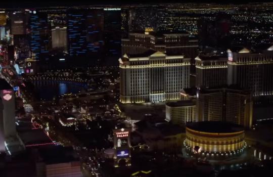Caesar's Palace Las Vegas in Southpaw 2015