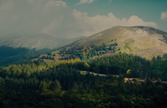 Cambrian Mountains, Wales, The Man from UNCLE (2015) destination