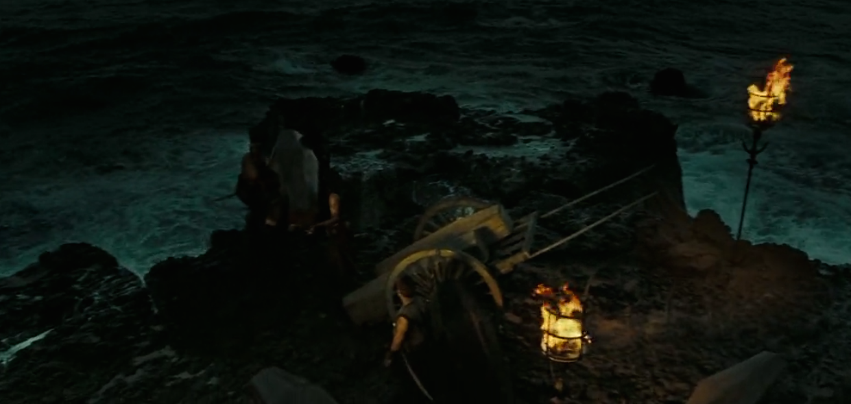 Pirates Of The Caribbean Dead Man S Chest Filming Locations