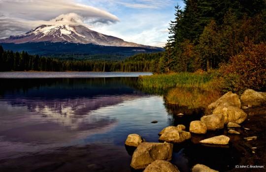 Columbia River Oregon-Washington border United States Wild (2014) filming locations and itinerary