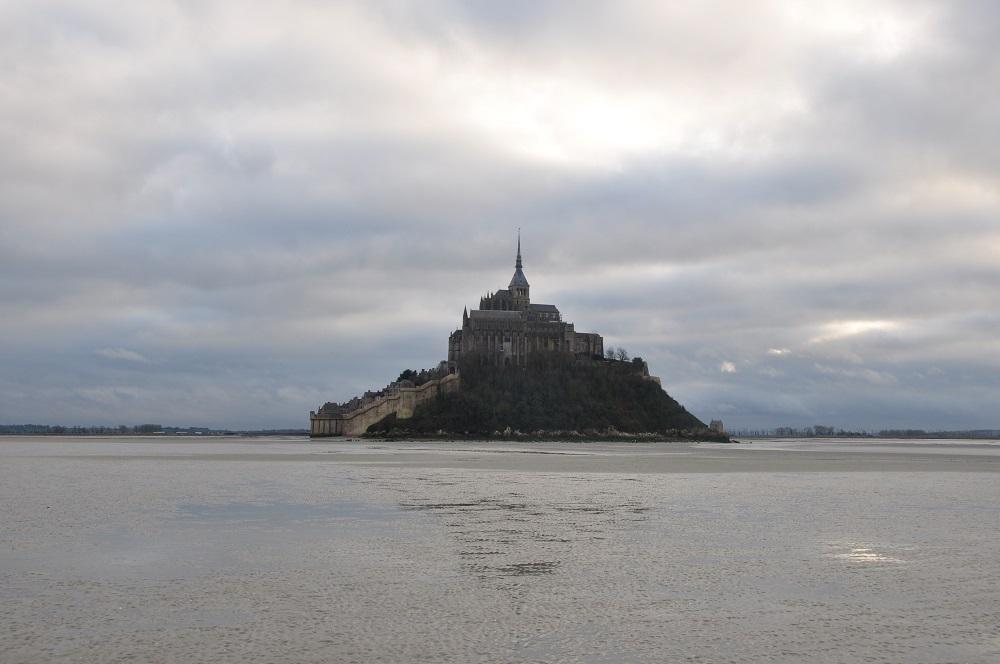 Mont Saint Michel Winter Escape Legendarytrips