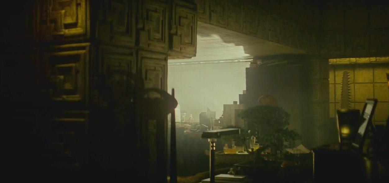 Visit Retro Futuristic Los Angeles With Blade Runner
