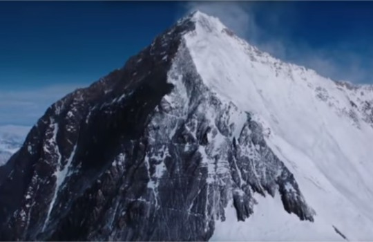 Mount Everest film locations 2015