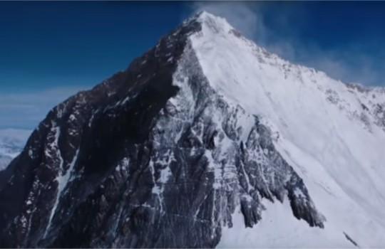 Mount Everest film locations 2015