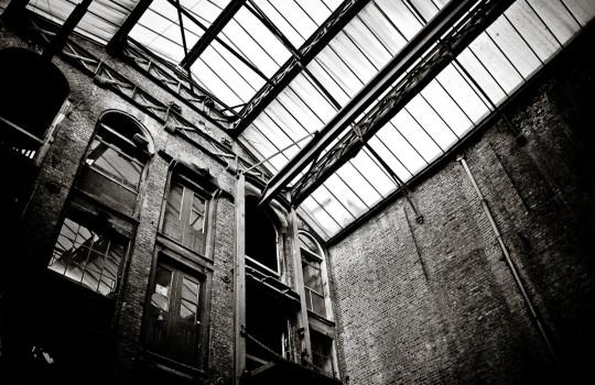 Farmiloe Building's interior, London