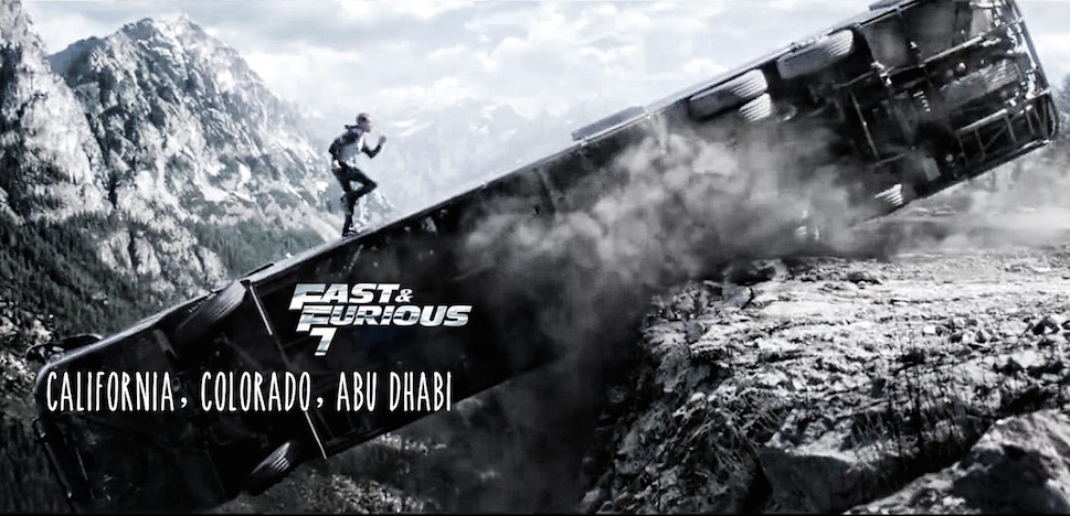 Fast And Furious Filming Locations California Abu Dhabi - 7 most extreme base jumping destinations in the world