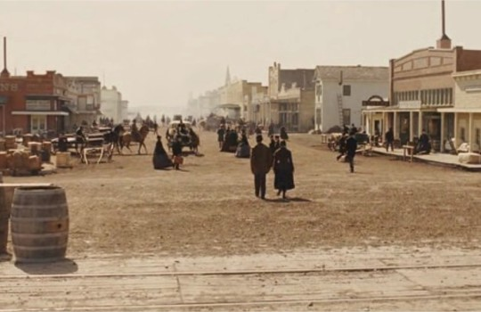 Fort Smith, Arkansas, Granger, Texas, True Grit (2010) Filming Locations