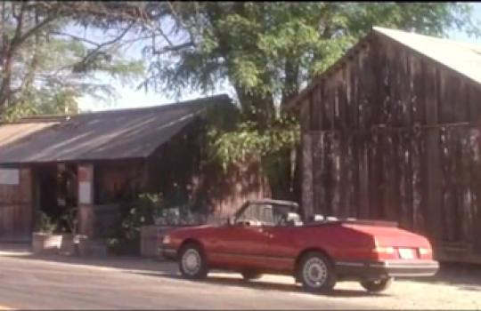 Foxen Winery, Santa Maria in Sideways (2004)