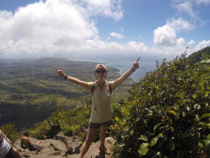 Hiking Gros Piton