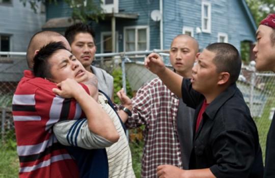 Hmong's gang in Gran Torino
