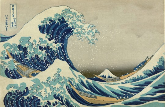 Great Wave off Kanagawa, Japan