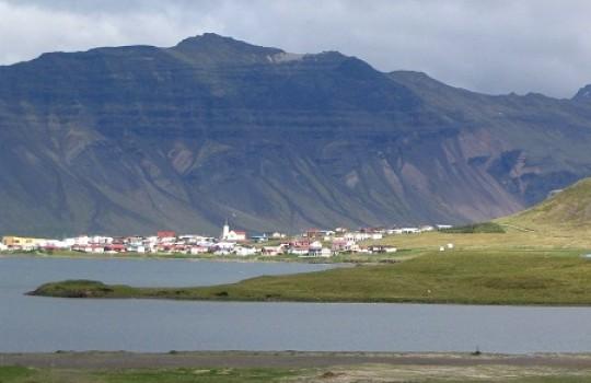 Grundarfjördur, Iceland