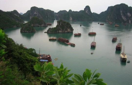 Ha Long Bay - Vietnam Trip