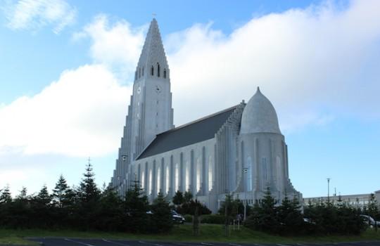 Hallgrimskirkja, Reykjavic, Iceland