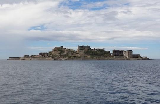 Hashima Island, Japan | Skyfall filming locations LegendaryTrips