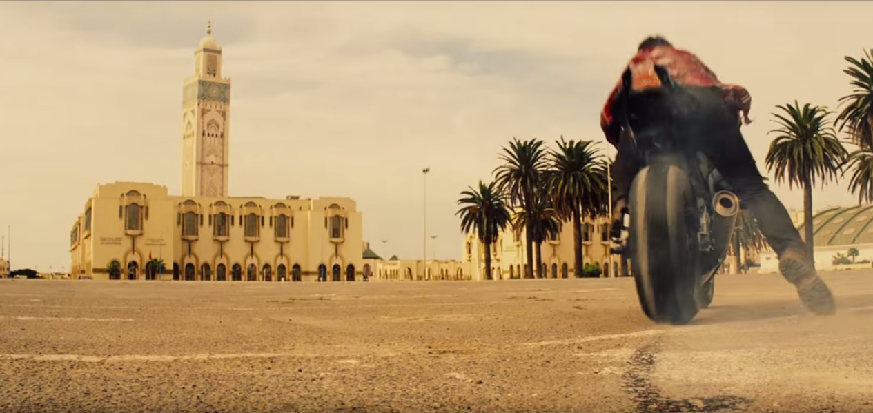 Mission Impossible Rogue Nation Filming Locations