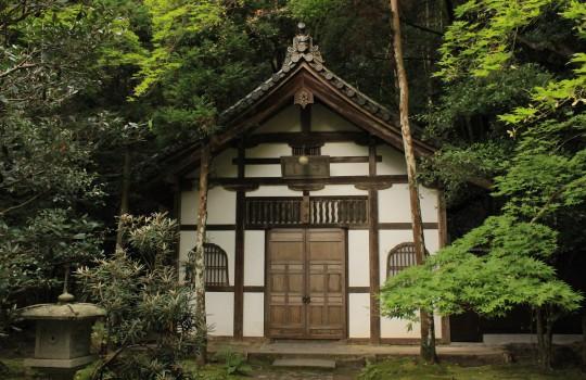 Honen-in temple Kyoto Japan