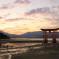 Torii of Miyajima Itsukushima Japan
