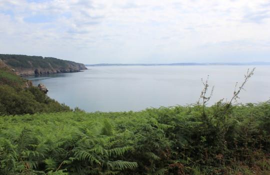 The Crozon Peninsula, Brittany, France