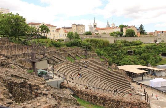 Ancient Theatre of Fourvière, Lyon