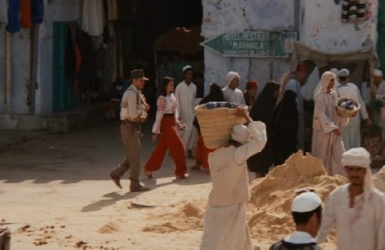 Indiana Jones Raiders Of The Lost Ark Filming Locations